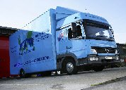 B & E Removals & Storage ocn Lorry